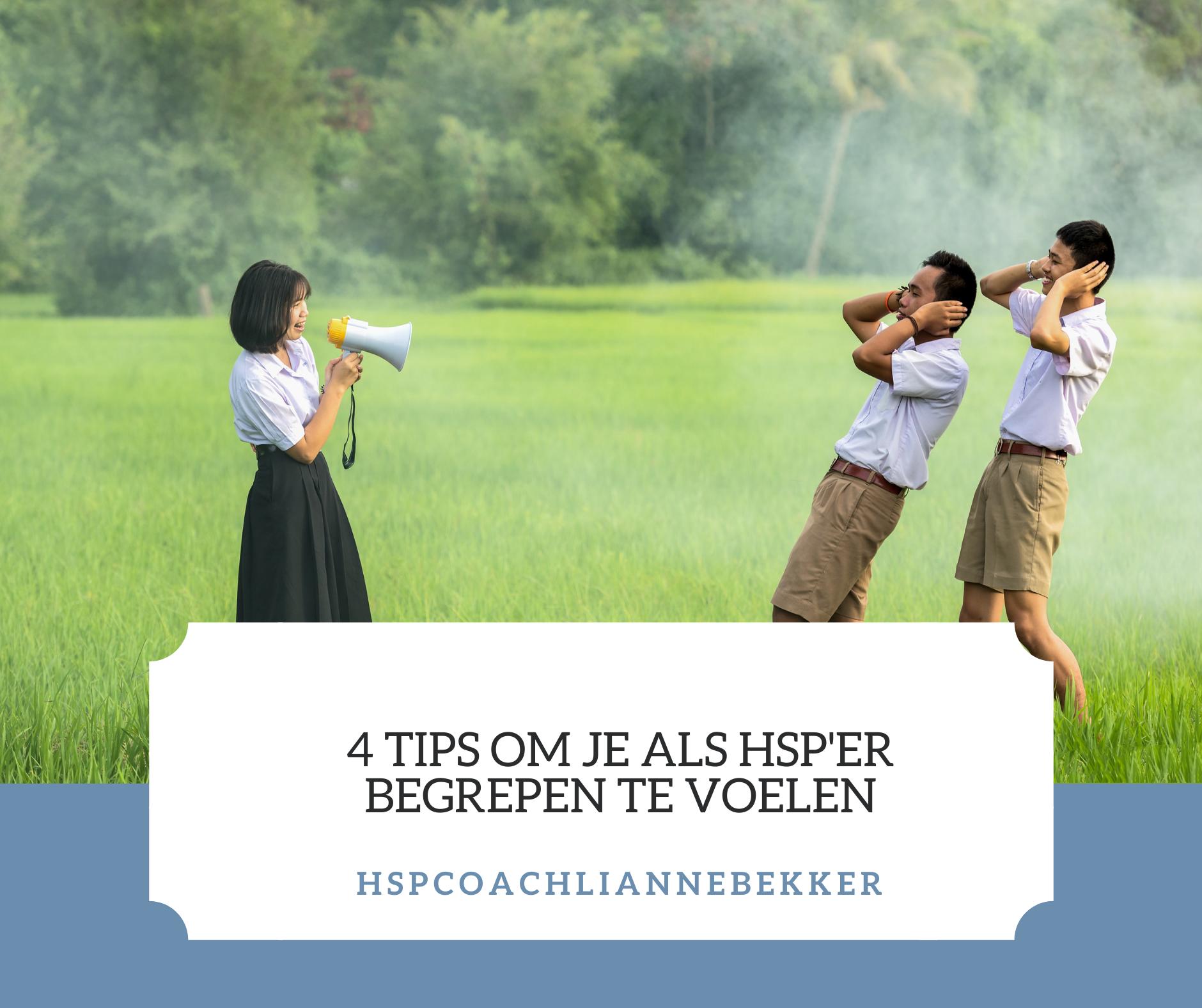 5 Tips om als hsp'er beter te communiceren